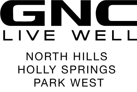 Sponsor GNC North Hills/Park West/Holly Springs