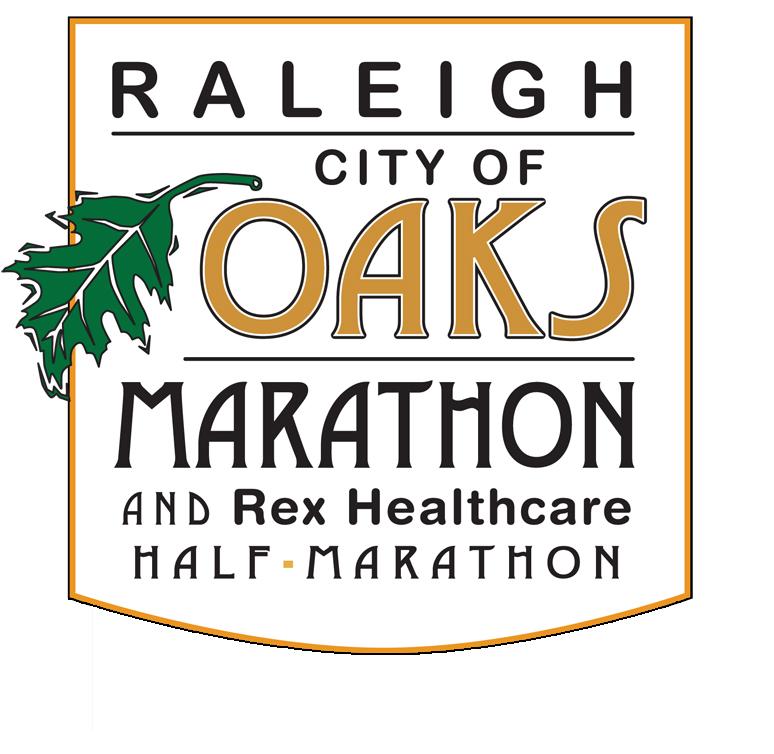 Sponsor Raleigh City of Oaks Marathon