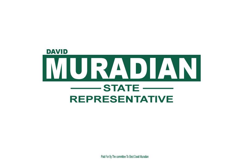 Sponsor State Representative David Muradian