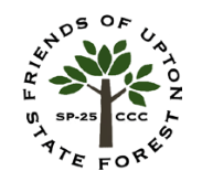 Sponsor Friends of Upton State Forest