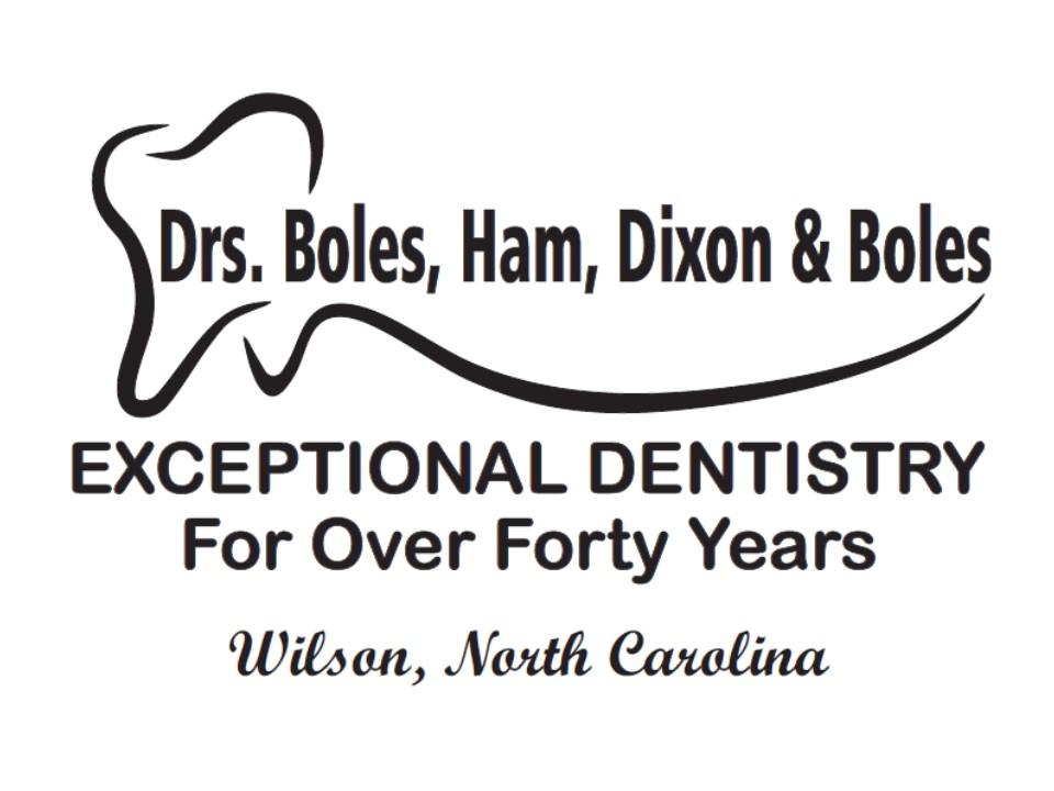 Sponsor Boles Hamm Dixon and Boles