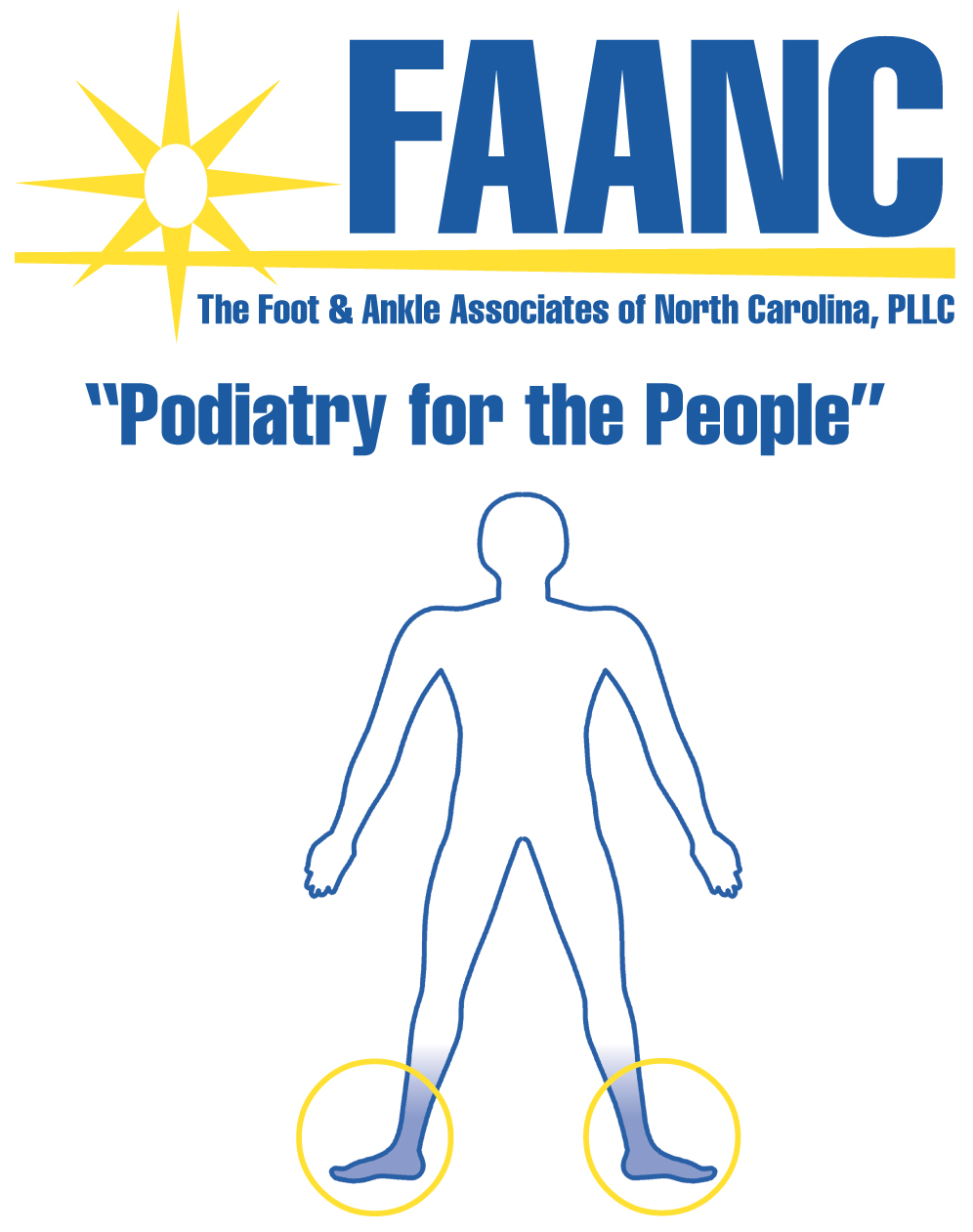 Sponsor The Foot & Ankle Associates of Raleigh