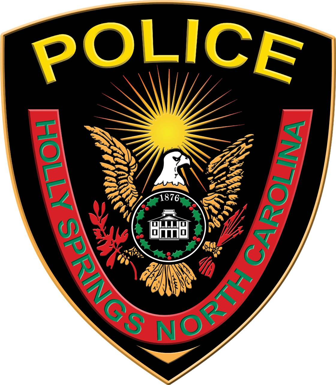 Sponsor Holly Springs Police Department