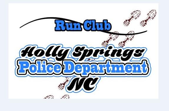 Sponsor Holly Springs Police Department Run Club