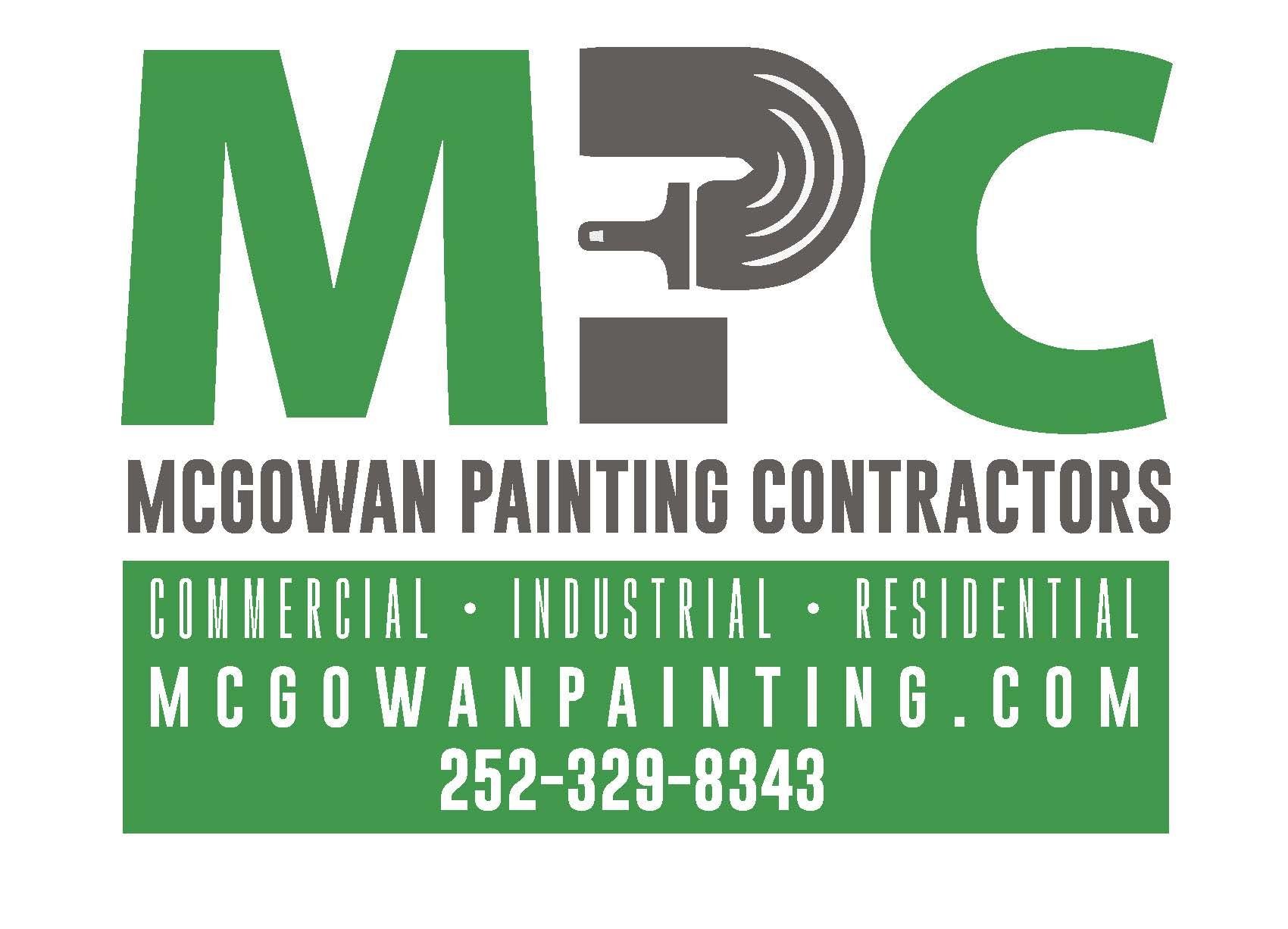 Sponsor McGowan Painting Contractors