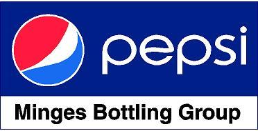 Sponsor Pepsi-Minges Bottling Group