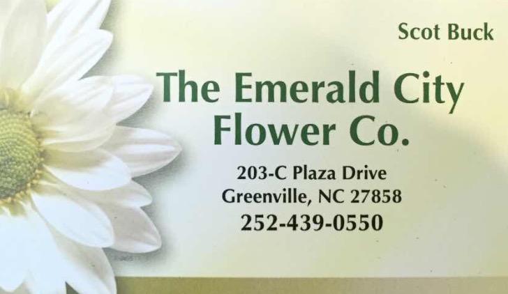Sponsor Emerald City Flower Co.