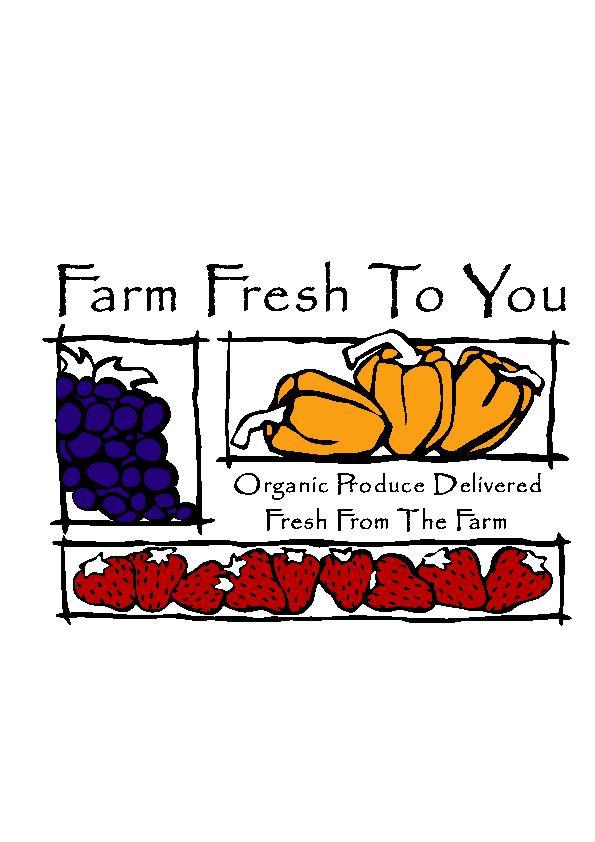 Sponsor Farm Fresh To You