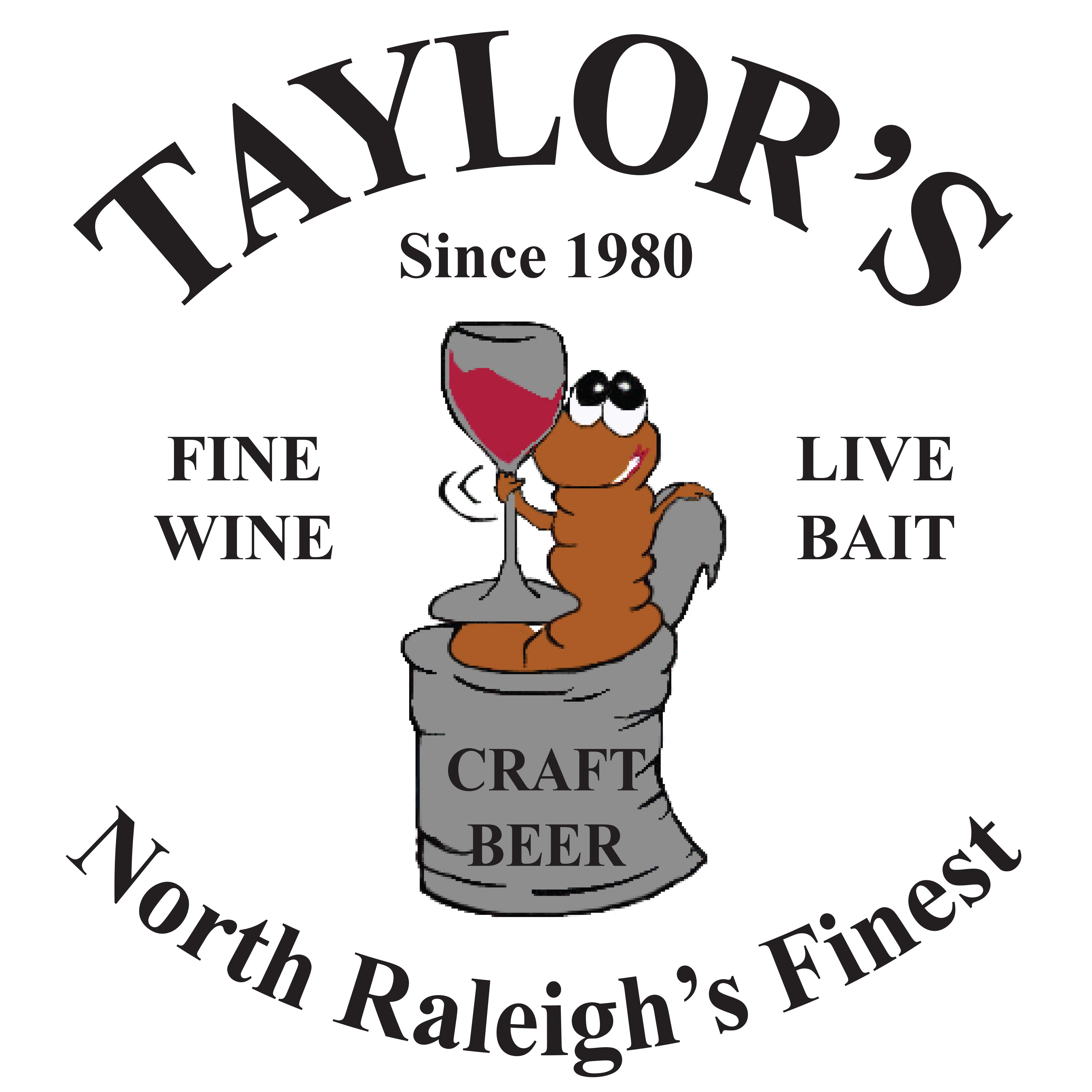 Sponsor Taylor's Wine Shop