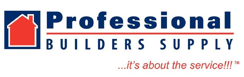 Sponsor Professional Builders Supply