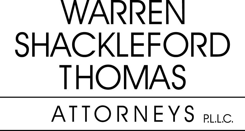Sponsor Warren Shackleford & Thomas