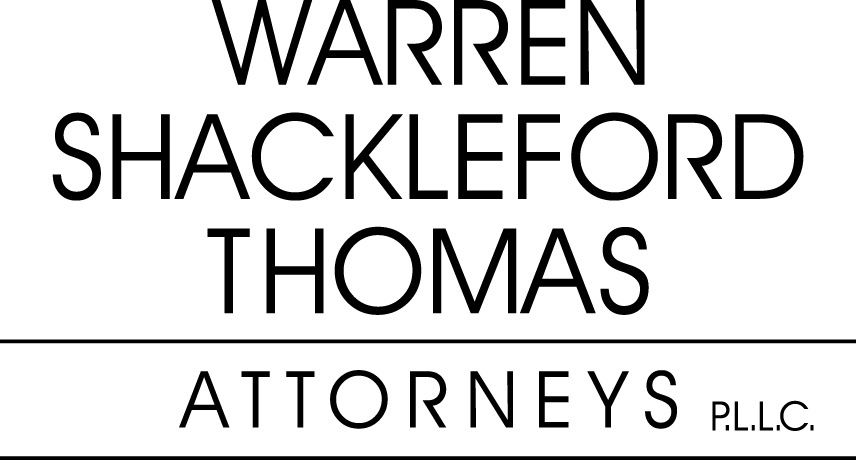 Sponsor Warren Shackleford & Thomas