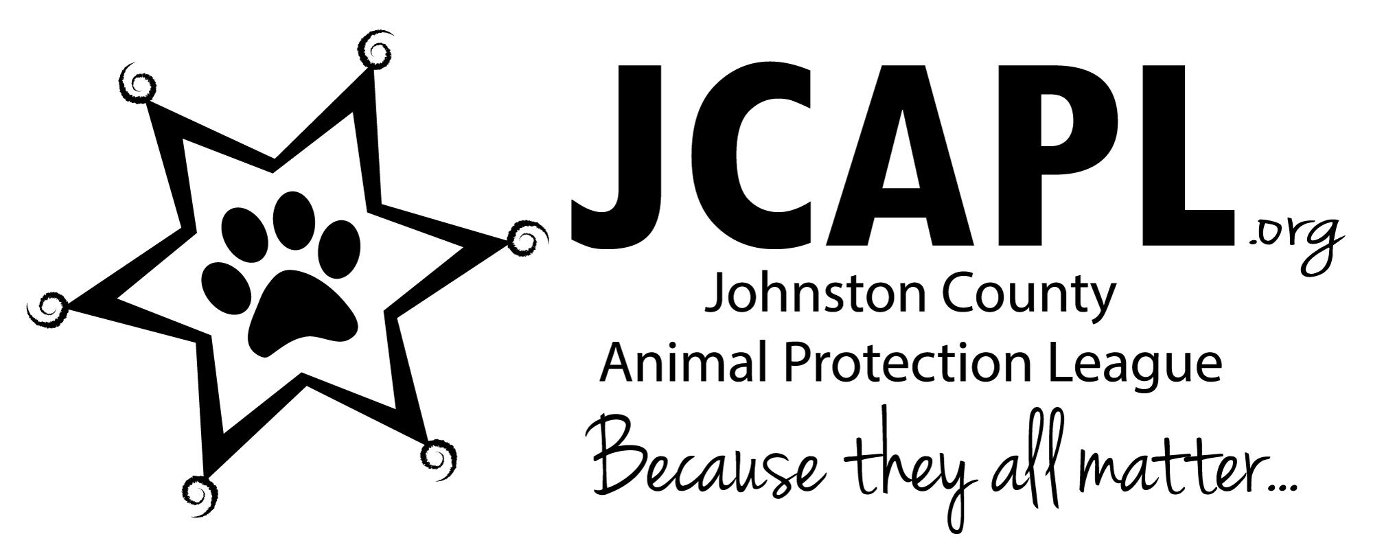 Sponsor Johnston County Animal Protection League