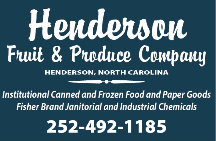 Sponsor Henderson Fruit and Produce