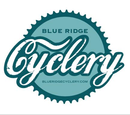 Sponsor Blue Ridge Cyclery