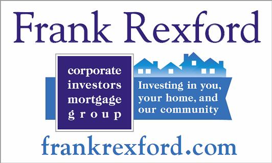 Sponsor Frank Rexford