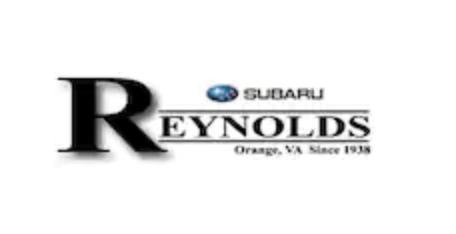 Sponsor Reynolds Subaru