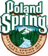 Sponsor Poland Springs