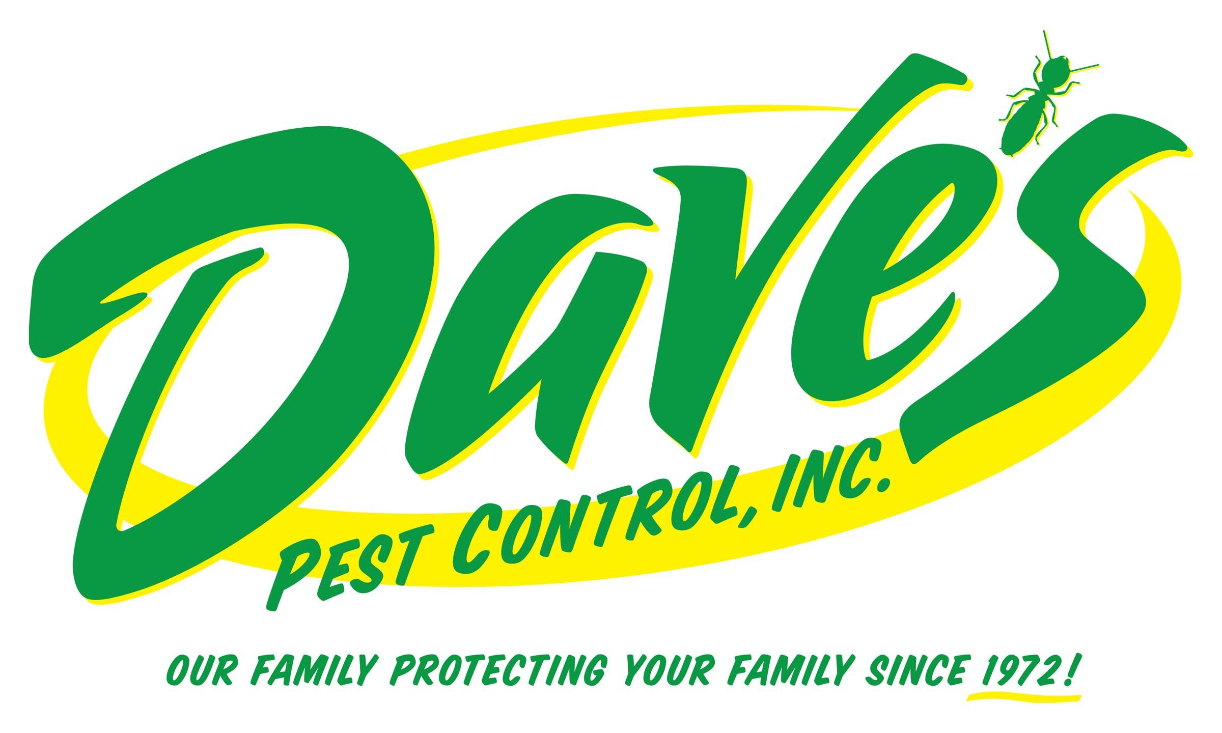 Sponsor Dave's Pest Control
