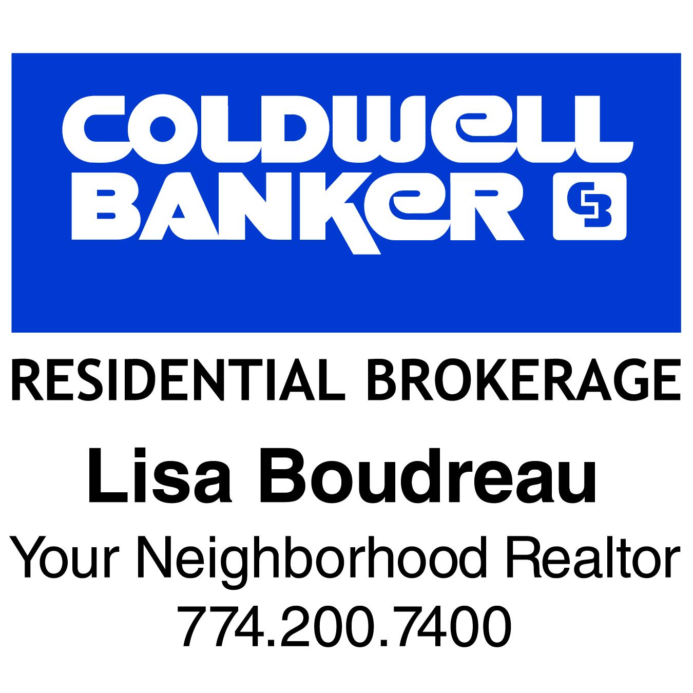 Sponsor Lisa Boudrea Coldwell Banker