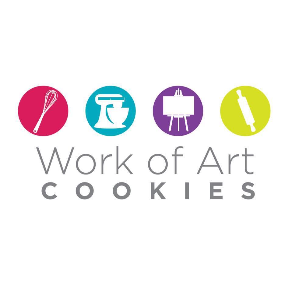 Sponsor Work of Art Cookies
