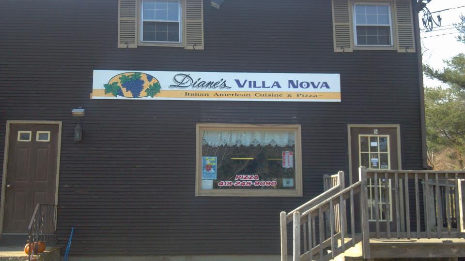 Sponsor Diane's Villanova