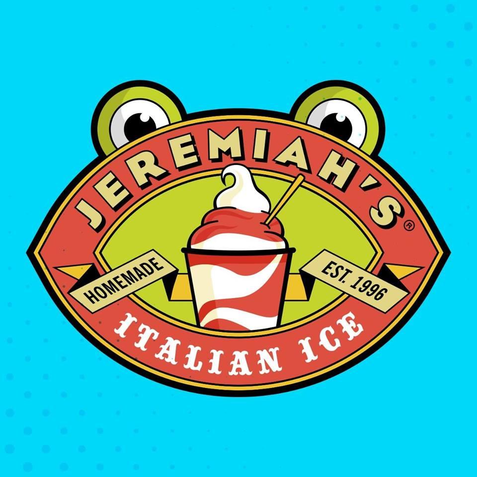 Sponsor Jeremiah's Italian Ice
