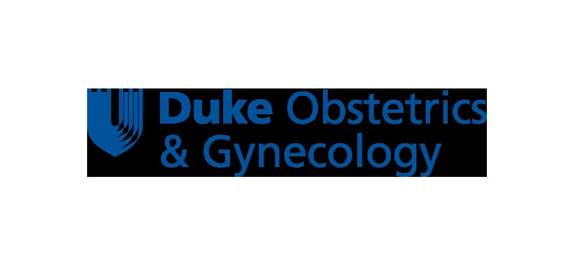 Sponsor Duke Obstetrics & Gynecology