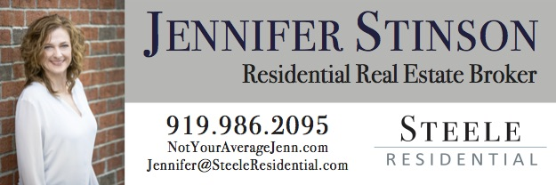 Sponsor Jennifer Stinson, Steele Residental