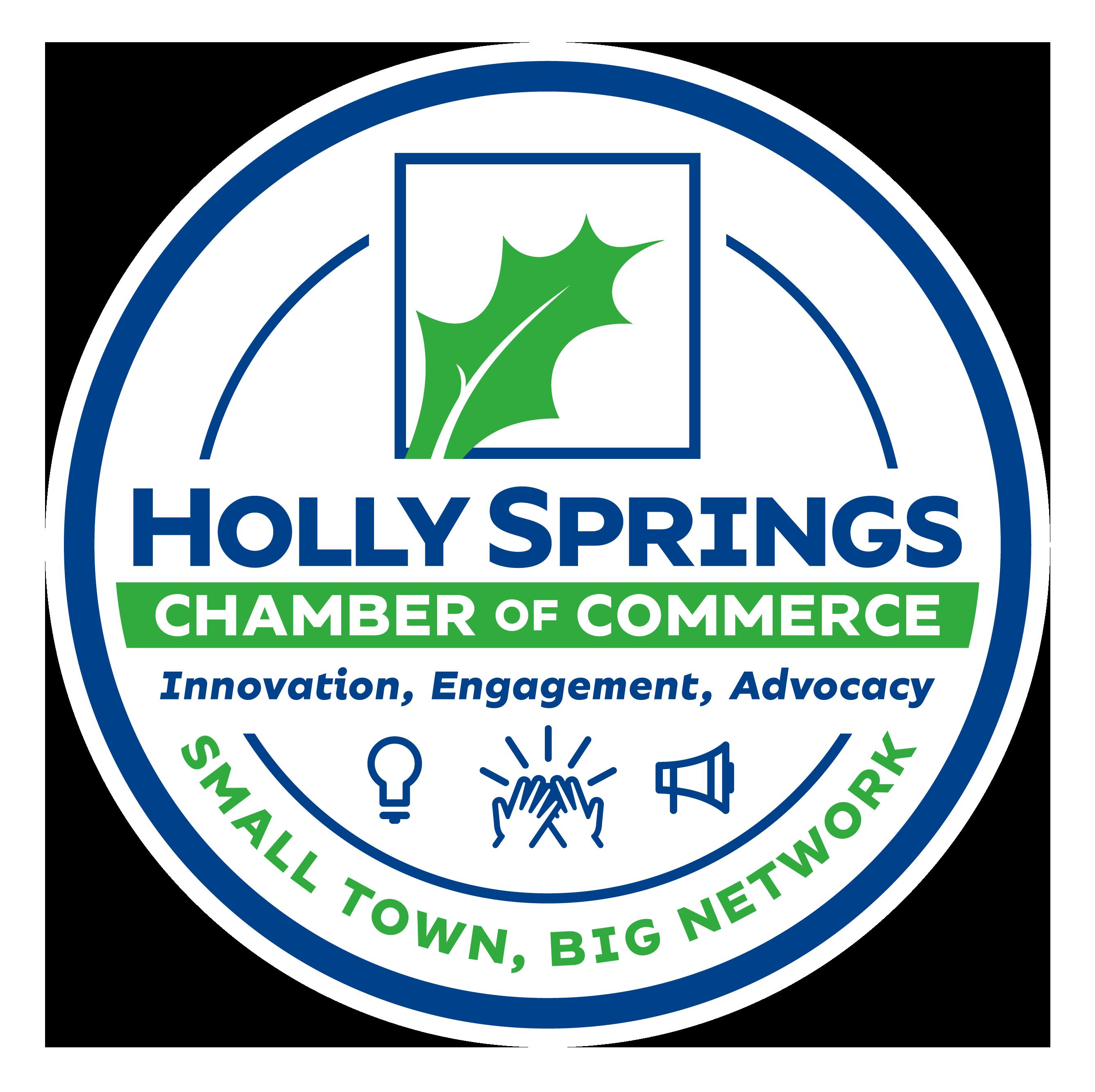 Sponsor Holly Springs Chamber of Commerce