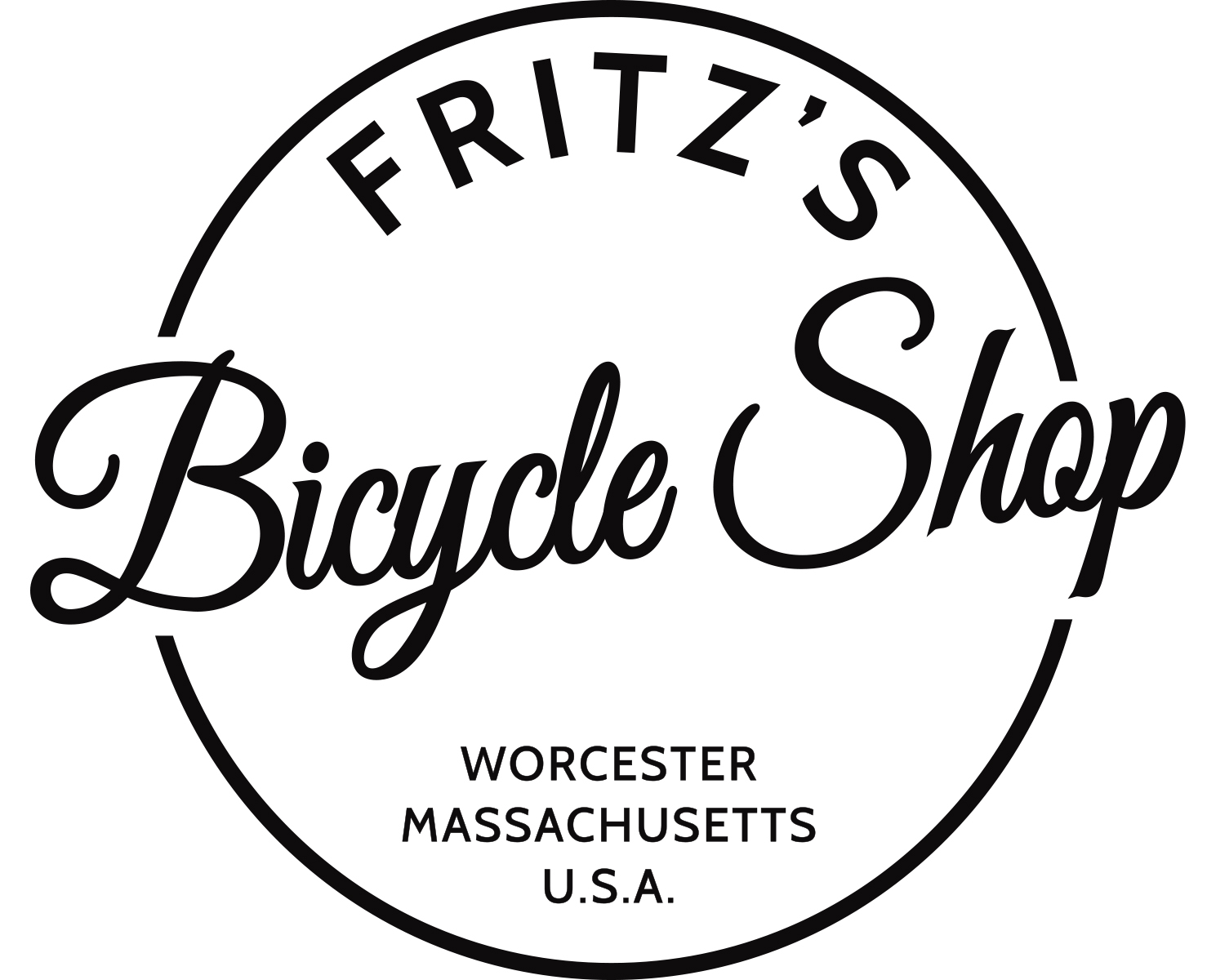 Sponsor Fritz's Bicycle Shop