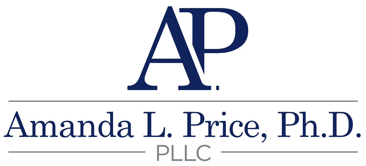 Sponsor Amanda L. Price, Ph.D., Licensed Psychologist