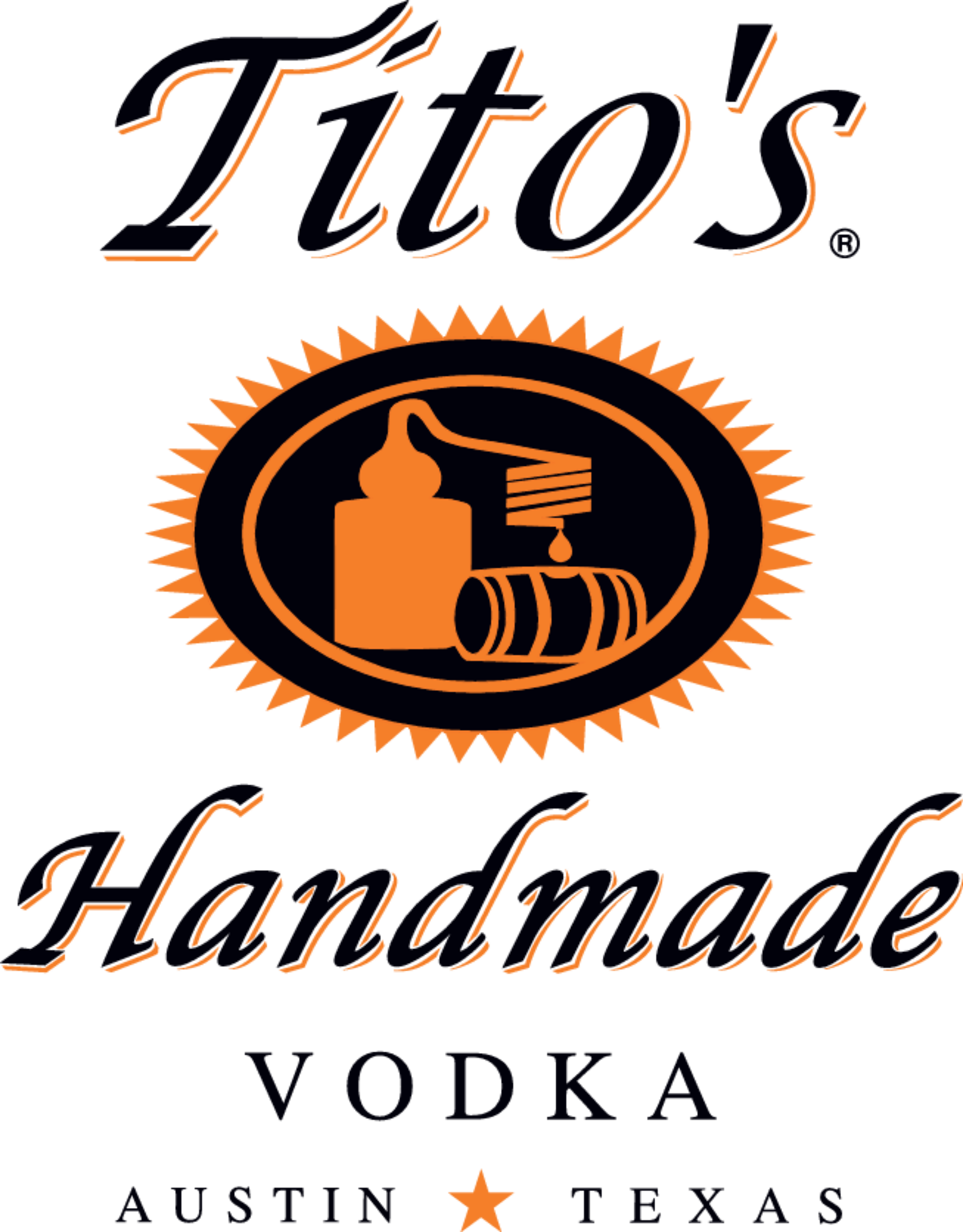 Sponsor Tito's Handmade Vodka