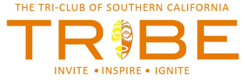 Sponsor Tribe Triathlon Team of So. California