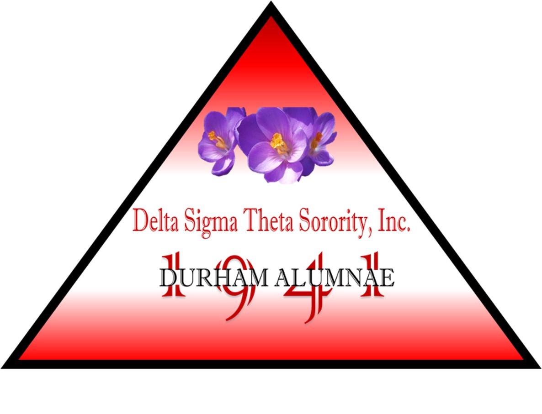 Sponsor Durham Alumnae Chapter of Delta Sigma Theta Sorority, Inc.
