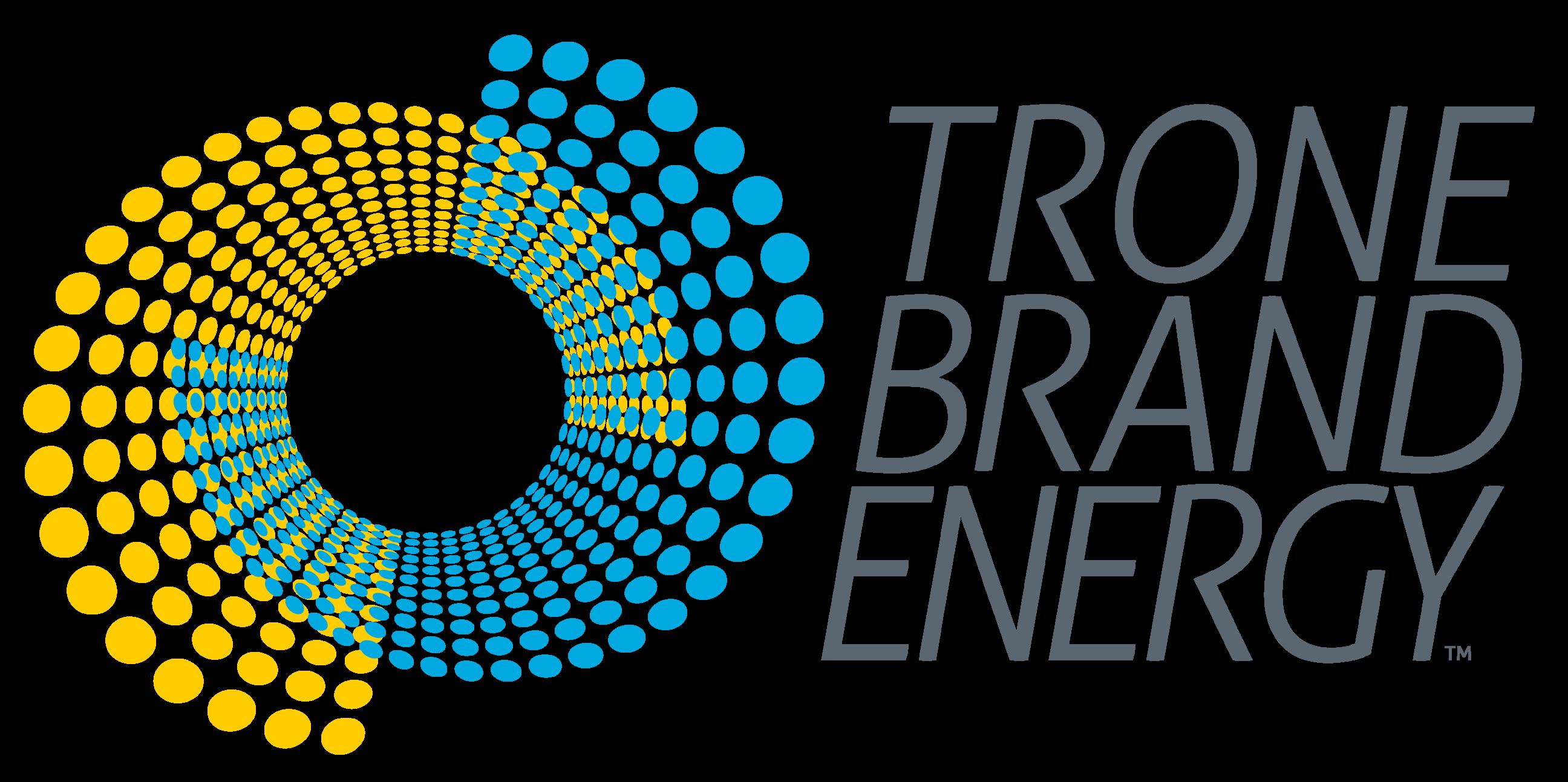 Sponsor Trone Brand Energy