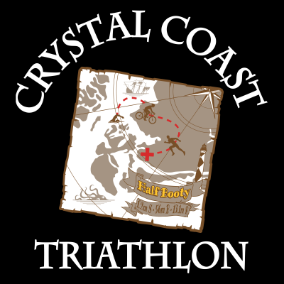 Sponsor Crystal Coast Triathlon (Half Distance)