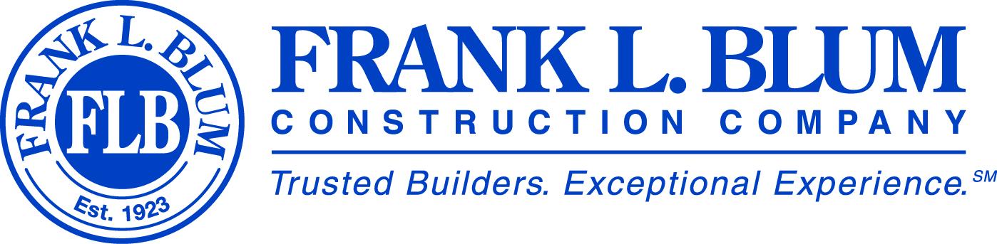 Sponsor Frank L Blum Construction Company