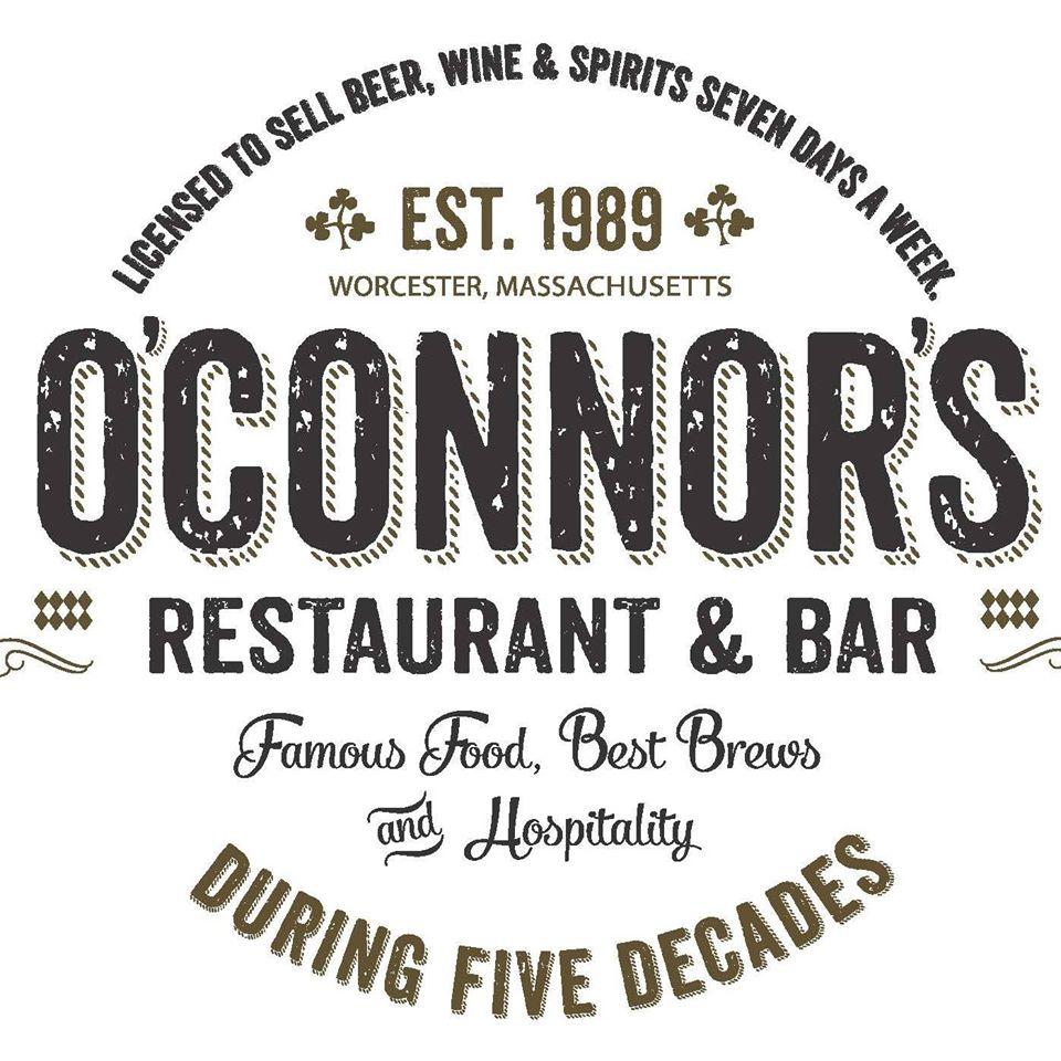 Sponsor O'Connors Restaurant & Bar