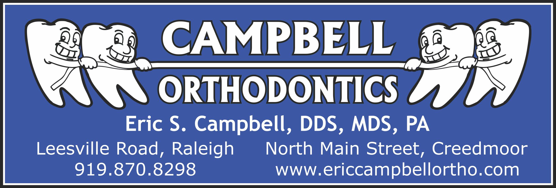 Sponsor Campbell Orthodontics