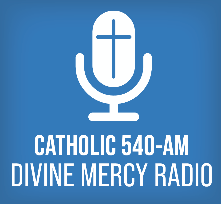 Sponsor Catholic 540-AM Divine Mercy Radio
