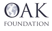 Sponsor Oak Foundation