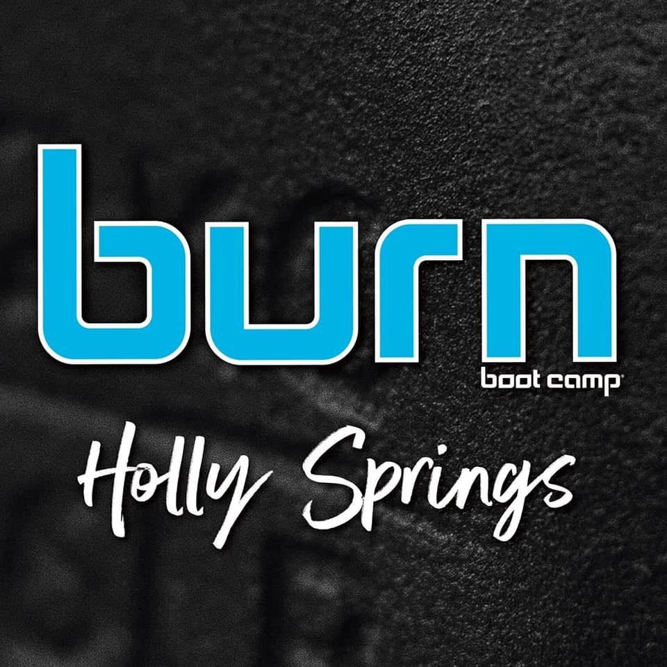 Sponsor Burn Boot Camp Holly Springs