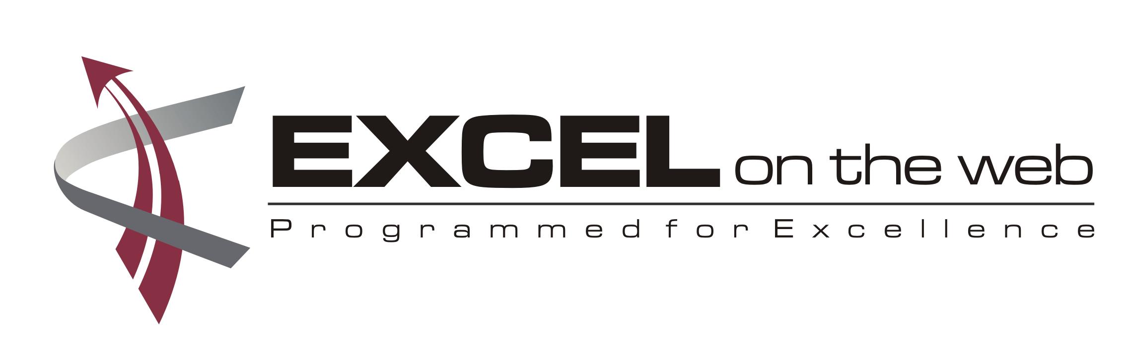 Sponsor EXCEL on the web