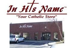 Sponsor In His Name Catholic Bookstore