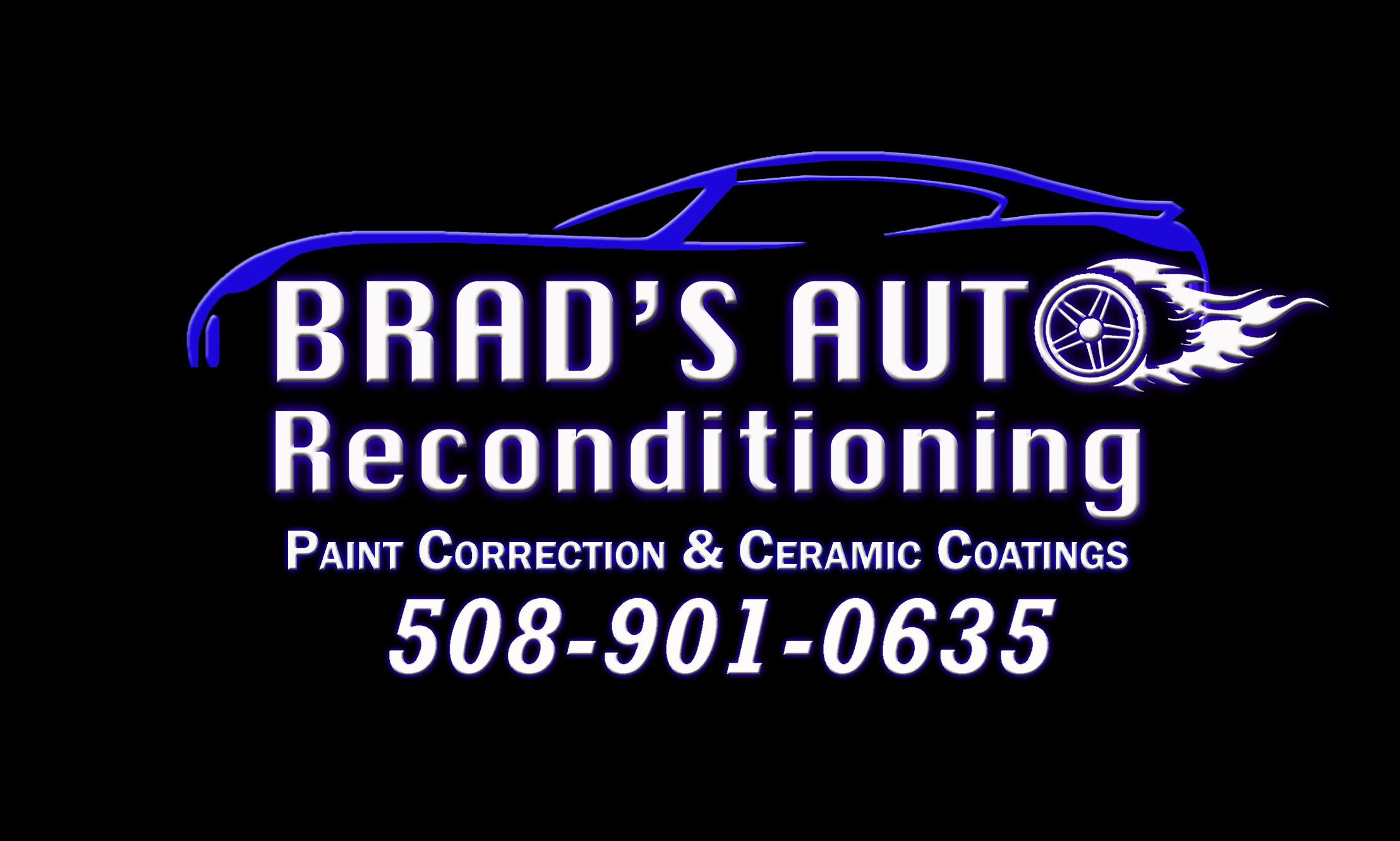 Sponsor Brad's Auto Reconditioning