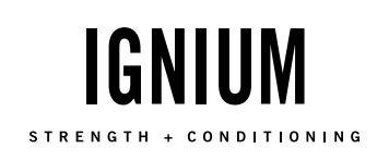 Sponsor Ignium Strength + Conditioning