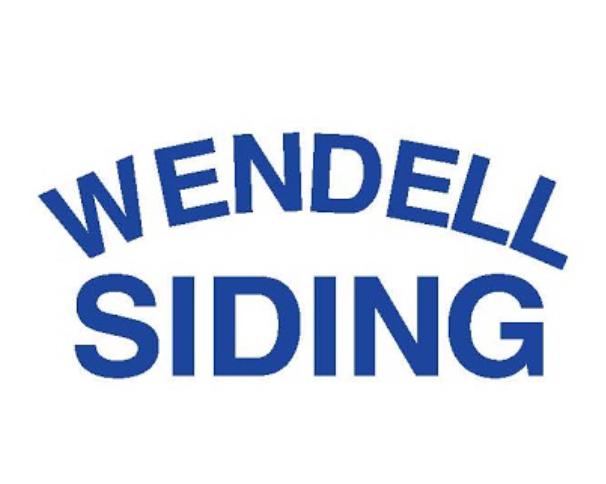 Sponsor Wendell Siding