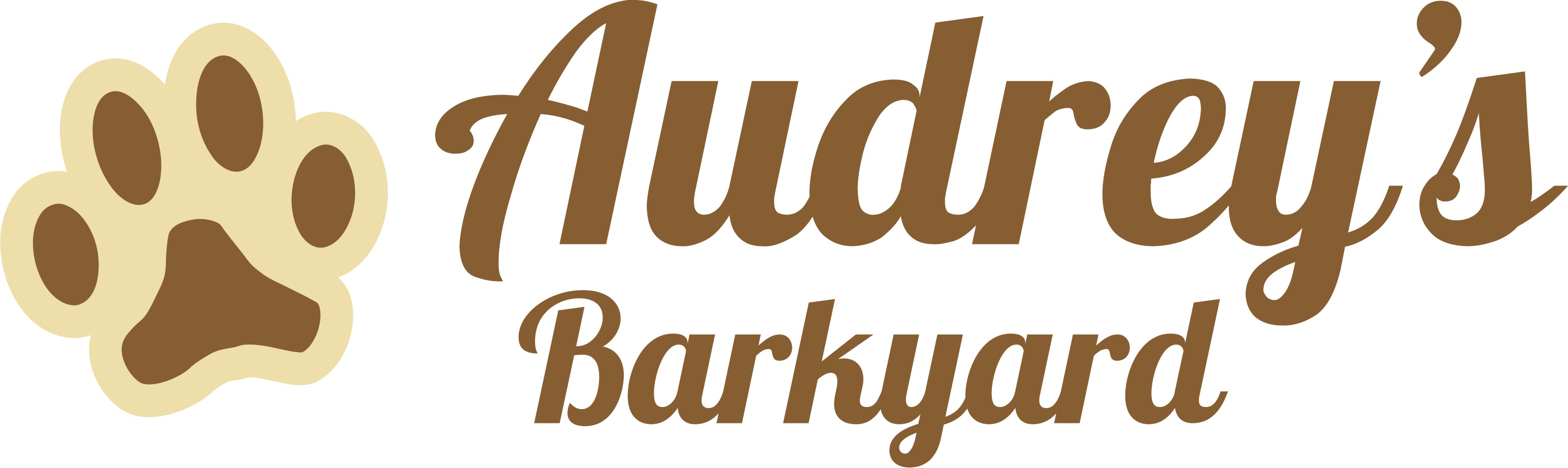 Sponsor Audrey's Barkyard