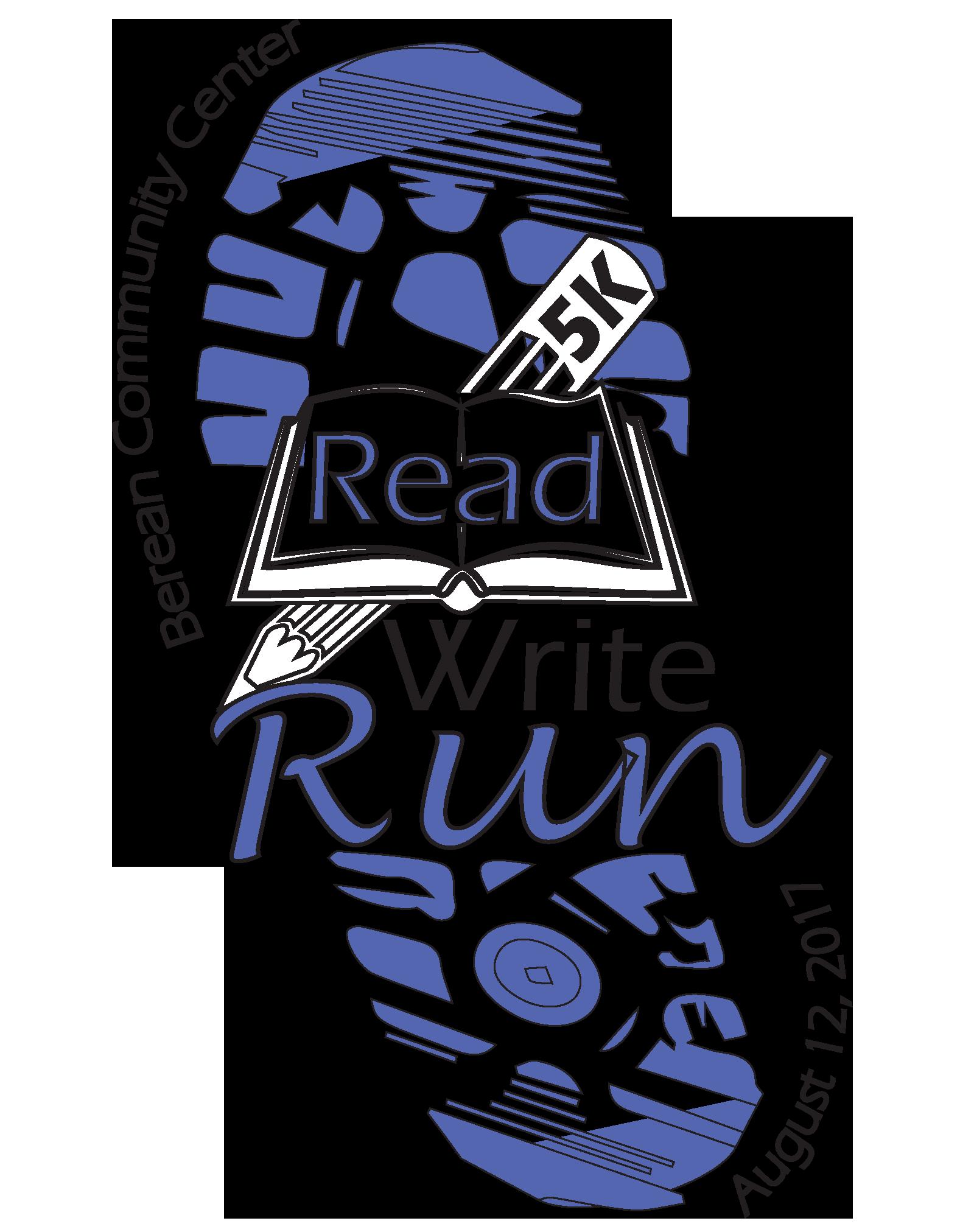 Read, Write, Run 5K
